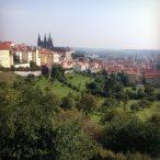Моя картинка в Инстаграм: А в Праге сегодня +26