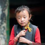 Замечательная непальская девочка